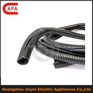 insulated central heating pipes/corrugated PA/HDPE LDPE/PP electrical conduit with UL ROHS approved