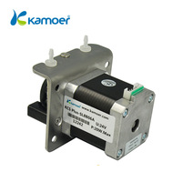 Kamoer 12v stepper motor high-precision DC suction pump 24v stainless steel Micro peristaltic pump