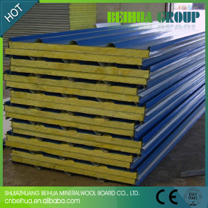 Insulation PUR/PIR Sandwich wall Panel/sandwich board