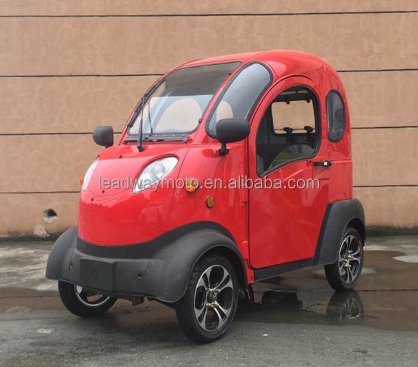 מעולה איכות גבוהה מכונית חשמלית ללא רישיון נהיגהשל יצרן מכונית חשמלית ZI-78