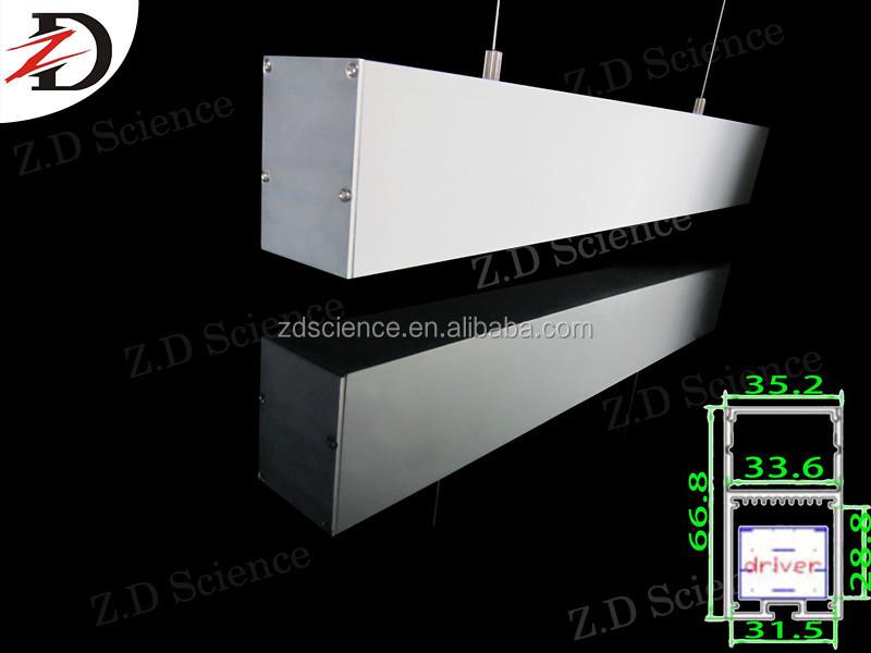 2015 New Type Pendant Light Housing Alp063 Led Aluminum Profile ...