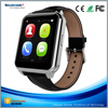 F2 Smart Mobile Phone Watch Free Shipping Heart Rate Monitor Compatible with iOS and Android Smart Phone