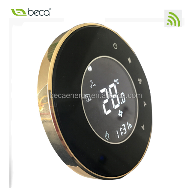 BECA Three Speed Heating And Cooling Wifi Room Thermostat