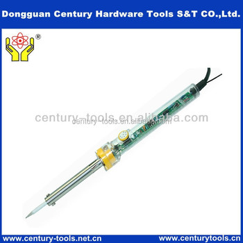 Sj-95-112 Durable Temperature Adjustable Soldering Iron