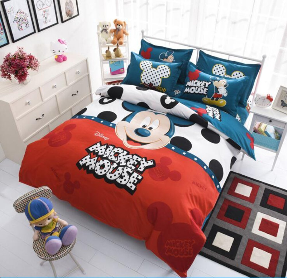Duvet Covers & Sets MM 1928 Disney Mickey Mouse Single Comfortable ...