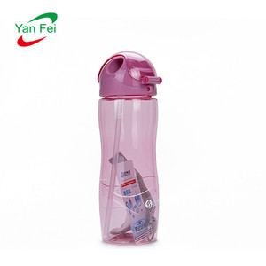 New Products Most Popular souvenir plastic water bottle