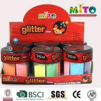 School supplies wholesale bulk non-toxic glitter