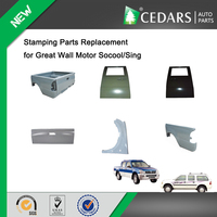 Stamping Parts Replacement Rear Body for Great Wall Sailor