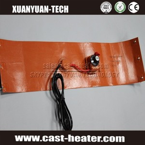 220V silicone rubber heater hot water heating band
