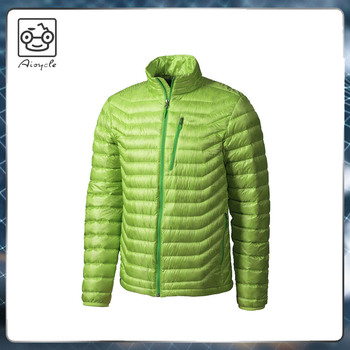90% Down 10% Feather Shiny Ultralight Down Jacket For The Winters ...