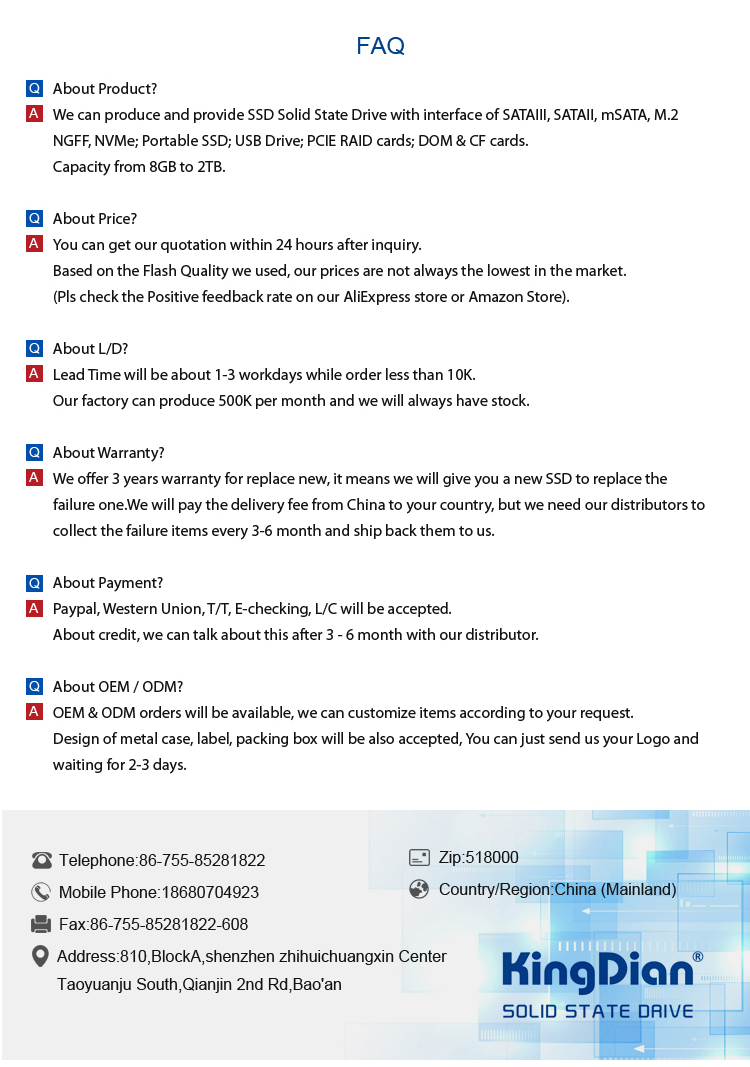 Multimedia Storage Device Msata 512gb Solid State Hard Disk Drive Ssd Hdd -  Buy Multimedia Storage Device,512gb Msata Ssd,Kingdian Ssd Product on