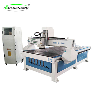 Best price!!! IGA1325 ATC cnc balsa wood cutting machine