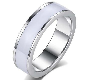 free shipping stainless steel men's ring gay men ring