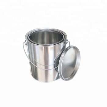 1 Gallon Empty Metal Clear Paint Tin Cans With Pry Lids And Metal Handle Buy Paint Tin Cans Emty Tin Cans Paint Empty Paint Cans Product On Alibaba Com