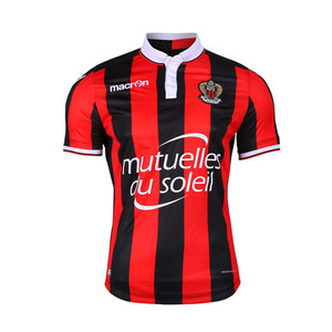 8762cc33f New Arrived High Quality Custom 100% Polyester Soccer Jersey Football T- shirt