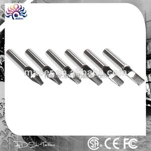 High Quality tattoo tip set,disposable tattoo tube steel tip
