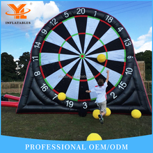 Ball Target Games for Kids and Adults, Leisure Inflatable Soccer Dart Ball Shooting Games