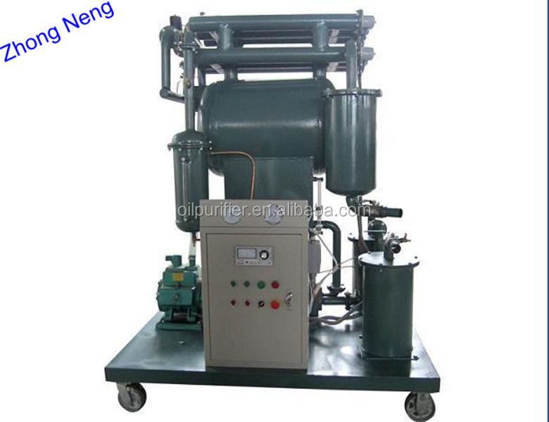 High Efficient Vacuum Transformer Oil Purifier, Insulation Oil Filtering Machine, Oil Porcessor ZY-100(100LPM)
