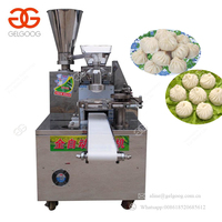 GELGOOG Easy Operation High Capacity Stainless Steel Pork Stuffed Commercial Steamed Bun Making Machine