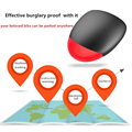 New Bicycle GPS Tracker Bike Tracking Device Easy Hidden Waterproof 30Days Long Standby Time LED Light