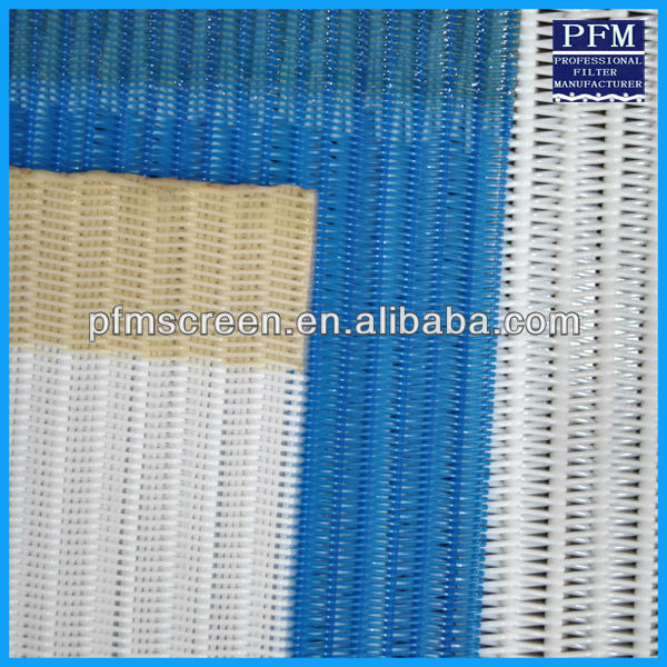palm oil sludge dewateirng equipment wire cloth