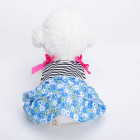Summer Lovely Pet Dog Clothes Princess Dress Skirt