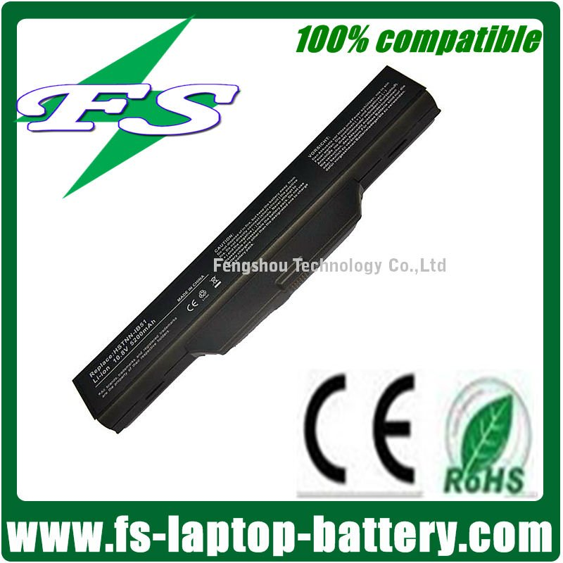 For HP 6820S 550 IB51Series 5200mAh 6 Cells Genuine HSTNN-IB51 Battery For HP Compaq 6720S Battery