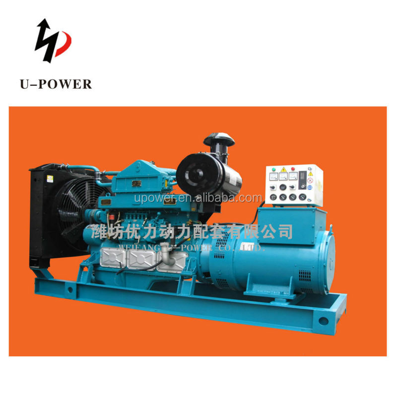 10KW-120KW diesel power generator Weichai/Deutz engines coupled with int'l famous alternators for multiple applications