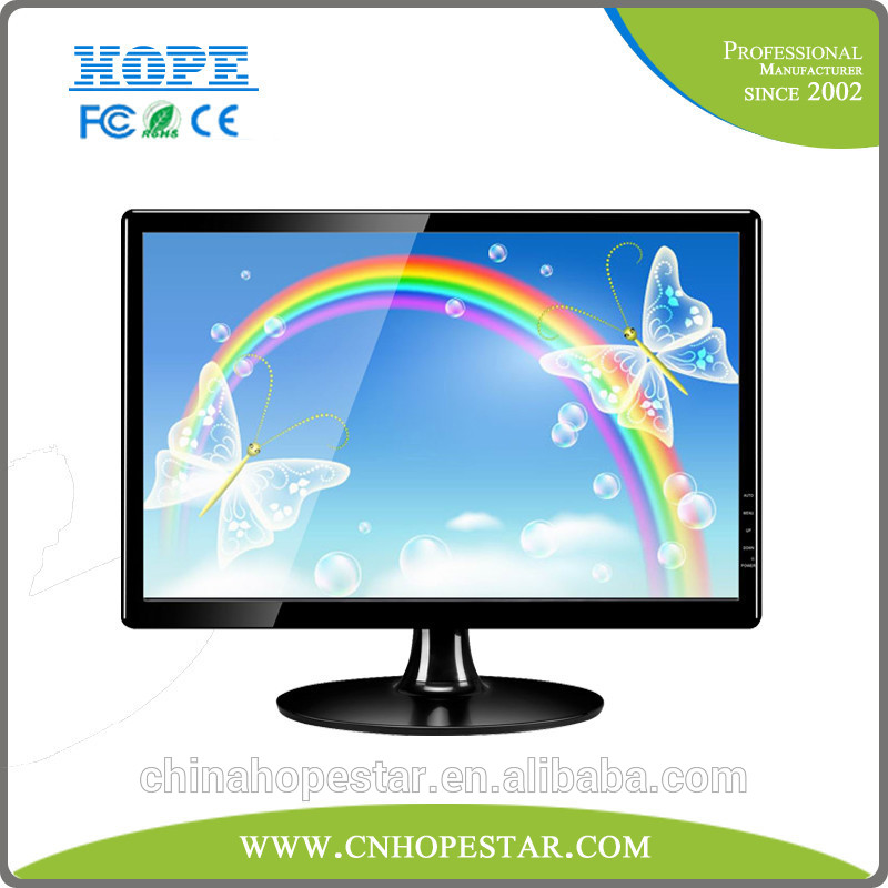 Desktop 15.6 inch wide screen led lcd monitor