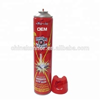 Pest Control 400ml Jasmine Perfume Aerosol Insect Killer Spray