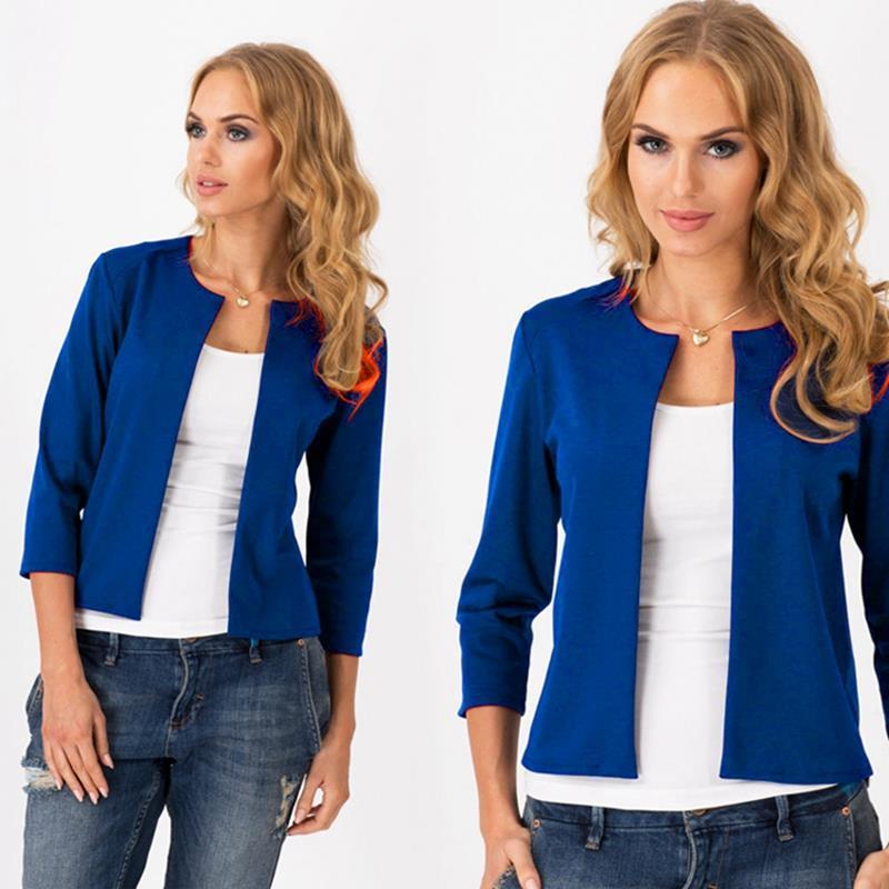 e96645c6cb ... 2015 new Blazer women the colorful female blazer and blazer feminino  for women jacket free shipping