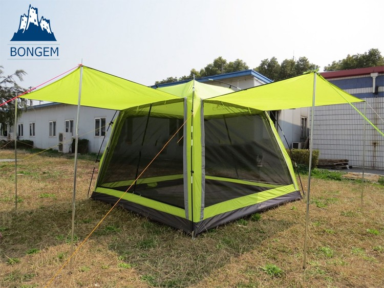 New waterproof instant tent large luxury camping tent for sale