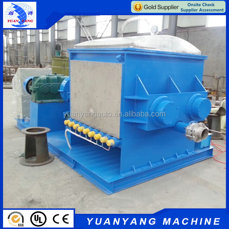 China direct factory top quality eletric heating 1000l paste sigma mixer