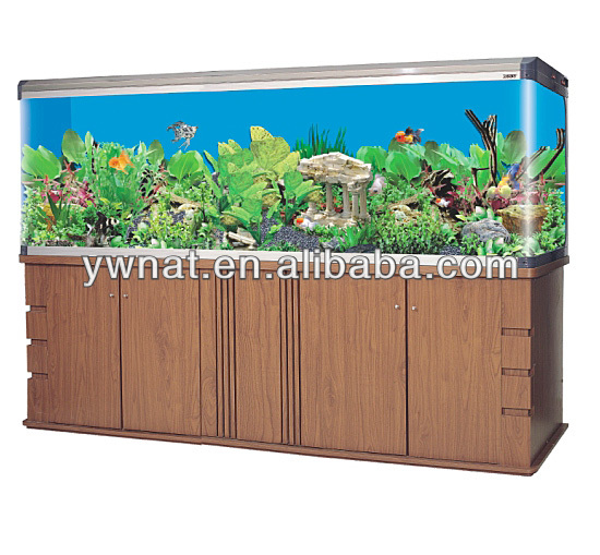 BOYU Senior large aquarium with bottom filtering function
