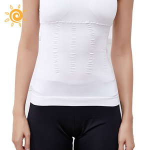 Seamless Undershirt with Removable Pads