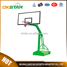 Portable Outdoor exercise park basketball hoop stand equipment