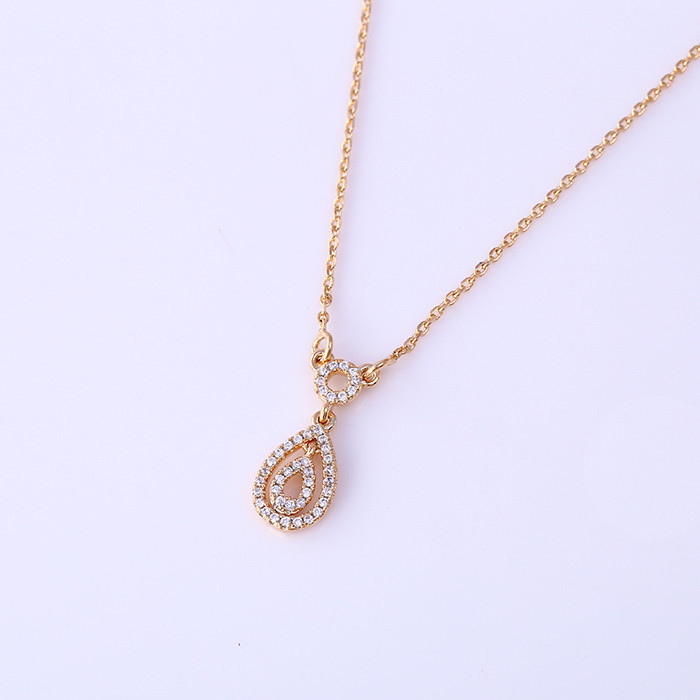 Best Prices Latest Custom Design Simple Long Gold Necklace Designs ...