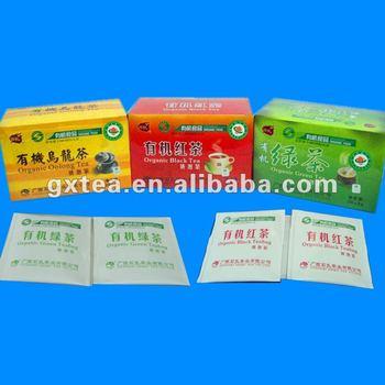 Diffe Flavours Good Taste Organic Tea Bags