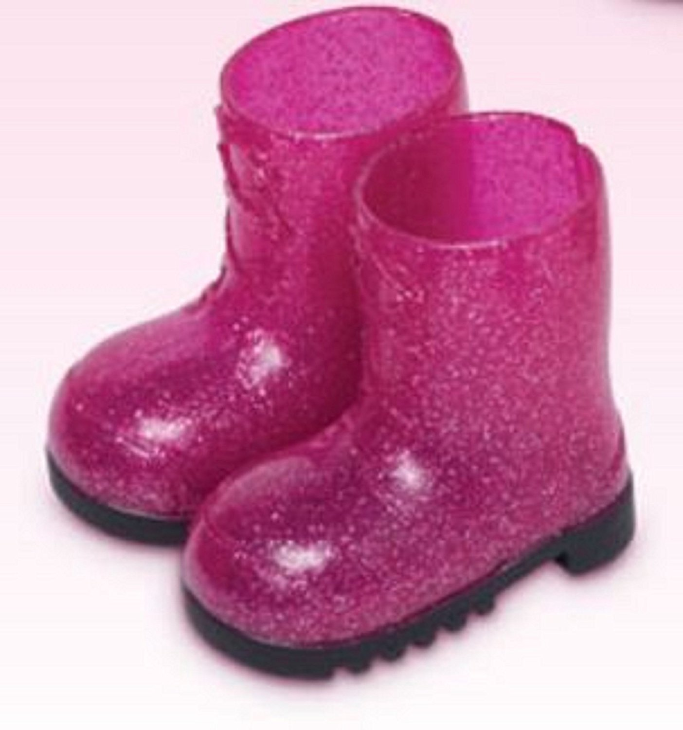 """My Life As - Pink Glitter Boots for 18"""" Doll [Doll NOT Included]"""