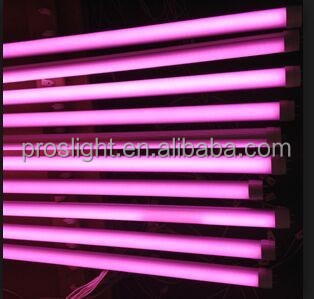 1.2m pink LED meat T8 tube light for supermarket/butcher/ food/vegetables