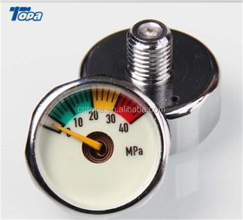 Mini Mercury Digital High Pressure Factory Outlet Gauge Manometer For Air Gun
