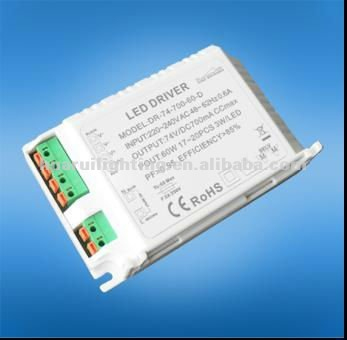 12 V triac dimmable led strip driver