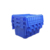 600*400*355mm plastic stackable moving turnover boxes with lid for moving logistic box