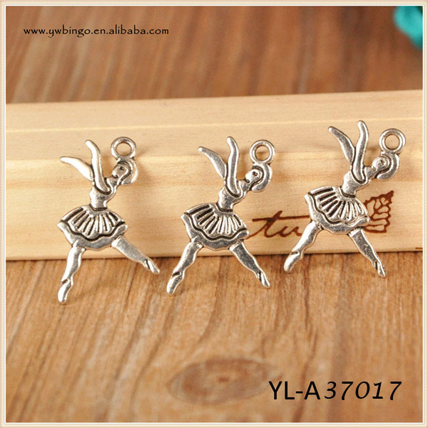 China pendant western wholesale alibaba wholesale sillver plated little girl charms small pendants western pendants for jewelry making 20mm hole aloadofball Choice Image