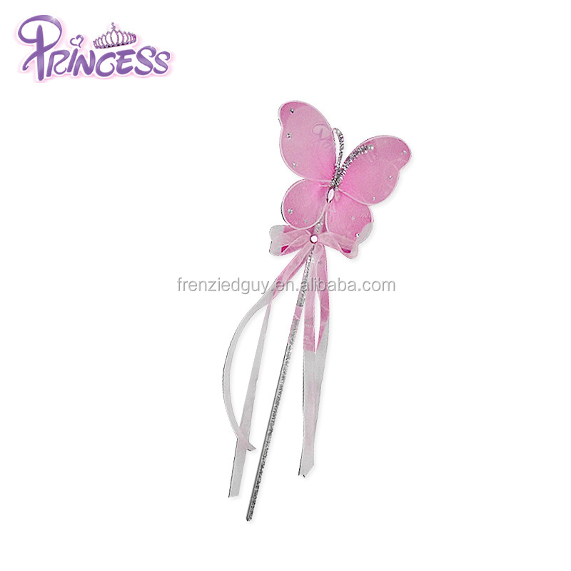 butterfly fairy music fairy wand FGMG-0154