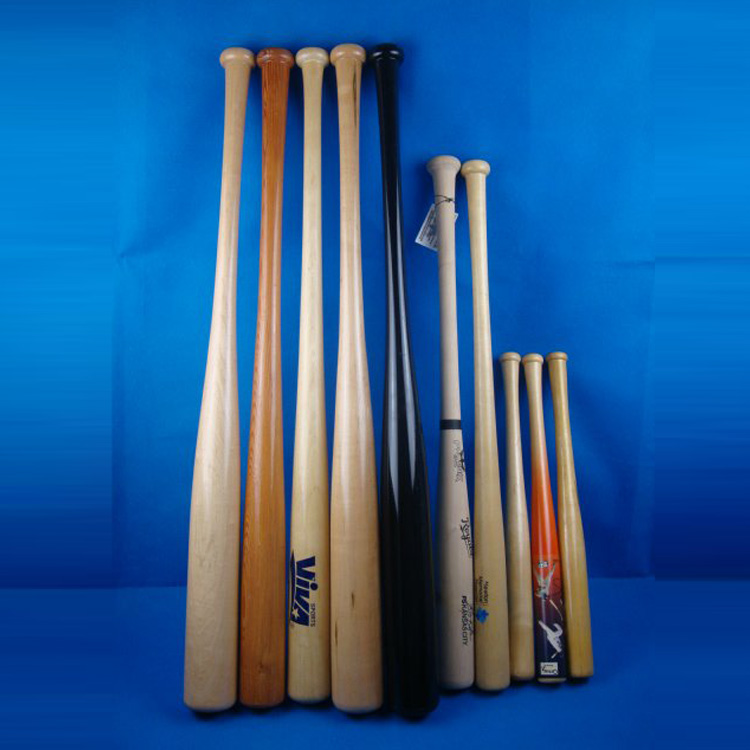 wholesale custom adult wooden baseball bat