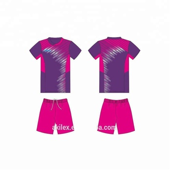 5988e0bd8 Customized Design New Style Couples Football Jersey Set