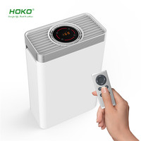 Powerful Purification Activated Carbon Filter Portable Air Purifier With Remote Control