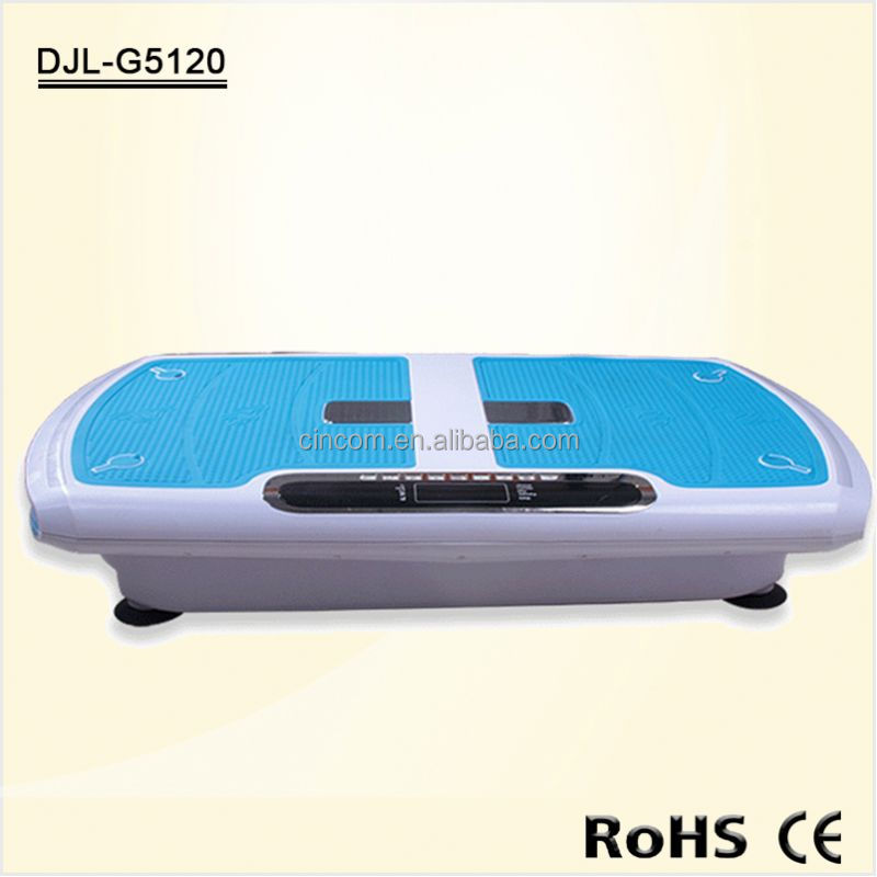 2014 new product Crazy fit vibration plate machine