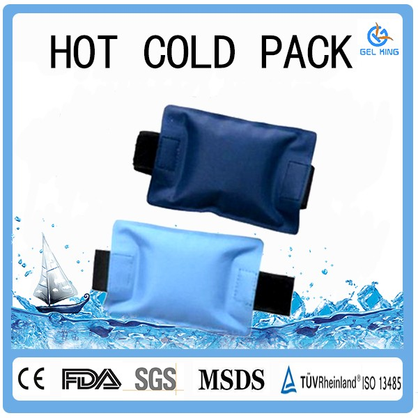 2017 New Products Magic Hot Cold Pack / Gel Beads Hot Cold Pack For Health Care